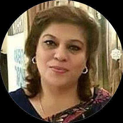 Dr. Huma (circle)